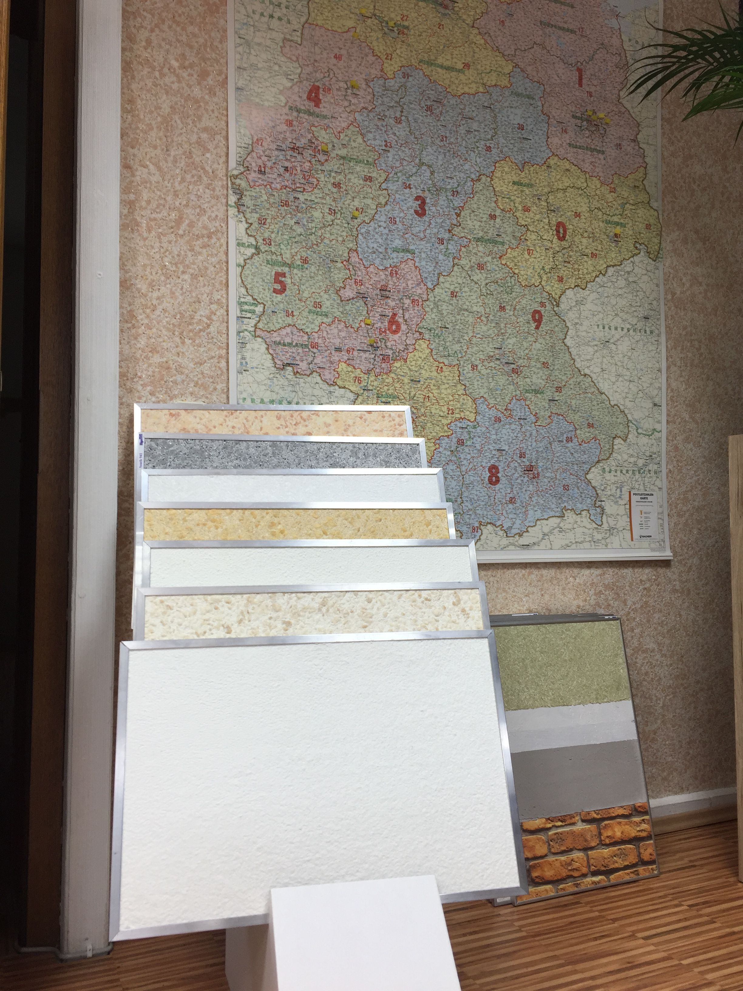 SILK PLASTER | Representative Office & Show room, Frankfurter Allee 279, 10317 Berlin